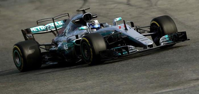 F1. Barcellona, giorno 6: Bottas giro record, Raikkonen a muro