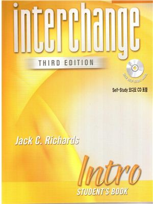 Interchange 2 3th Edition Student Book