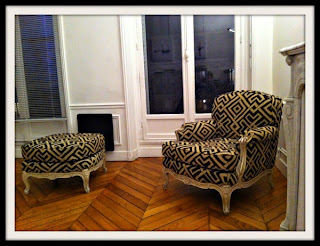 Parisian Waiting Rooms: My Dentist's Office
