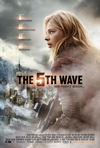 Download The 5th Wave 2016 English 720p WEB-DL 850mb ESubs