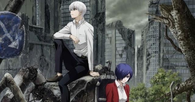 Tokyo Ghoul:re Season 2 English Sub/Dub (Episode 01-12)