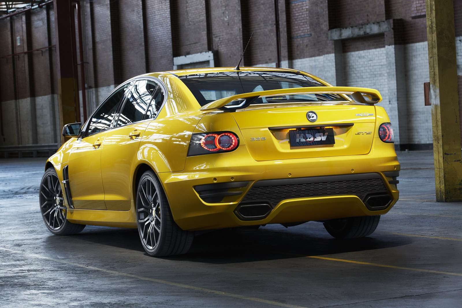 Holden Special Vehicles Turns 25 with Special Edition GTS ...