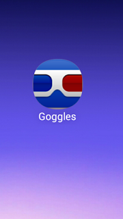 Software Google Goggles App For Android Free Download