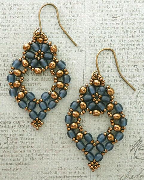 s crafty inspirations free beading pattern
