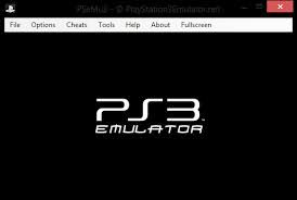 PlayStation 3 Emulator PCSX3 (PS3 Emulator) Free Download Full