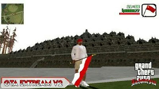 GamePlay GTA SA Lite Mod Indonesia V2