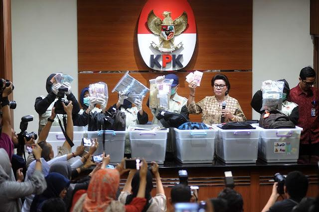 Undang Presiden, Mantan Dirjen Hubla Ngaku Kasih Rp150 Juta ke Paspampres