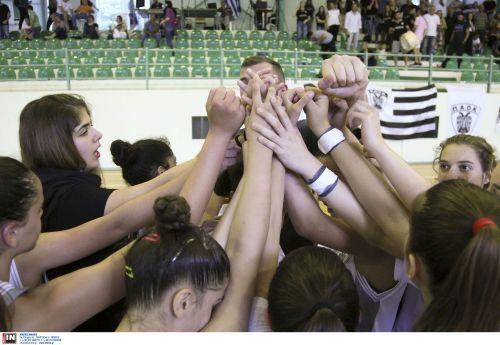 Διαφορά 40 πόντων επί του Εσπέρου Πάτρας για τις κορασίδες του ΠΑΟΚ-Ακόμη πιο κοντά στο αργυρό μετάλλιο στο Πανελλήνιο Πρωτάθλημα-Τι δήλωσαν Πολυμένη και Ελένη Μιχαηλίδου –Φωτορεπορτάζ και το στατιστικό του αγώνα