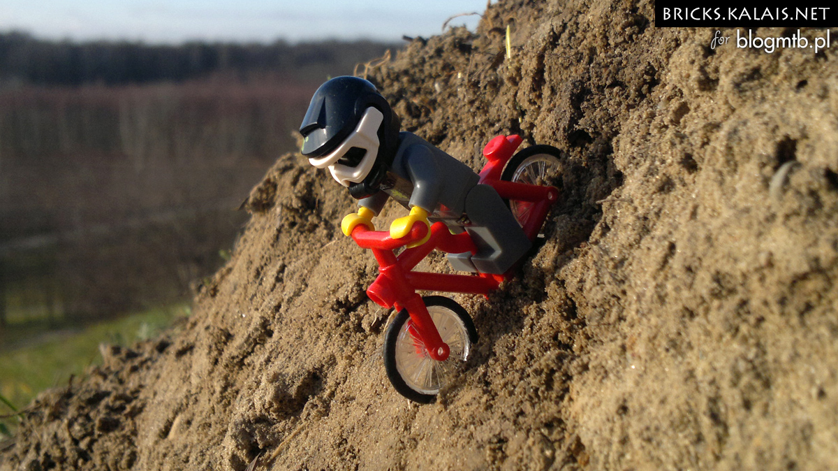 Photos Lego Goes Downhill Mtb Freeride And Enduro