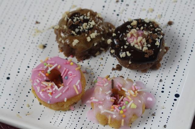 Review: Essbare Mini Donuts? Kracie Happy Kitchen DIY Candy Donuts Kit