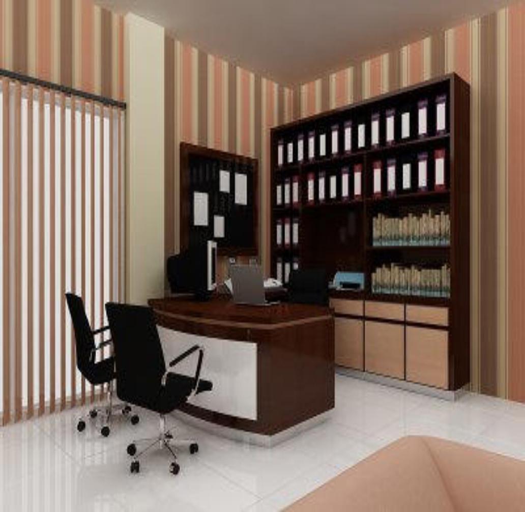 koleksi desain interior ruang kerja rumah | sobhome