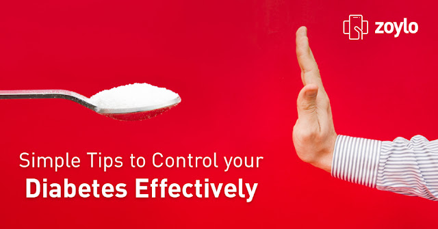 Simple Tips to Control your Diabetes Effectively