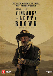 A Vingança de Lefty Brown - BDRip Dual Áudio