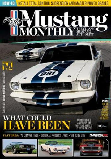 Download Mustang Monthly Magazine February 2016 PDF