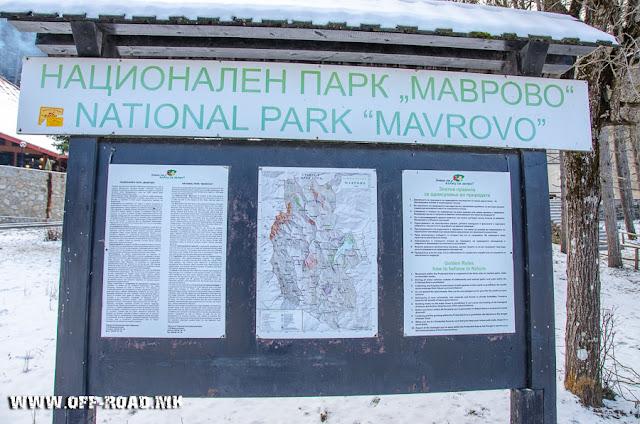 Korab Trnica Complex - Mavrovo National park - Macedonia