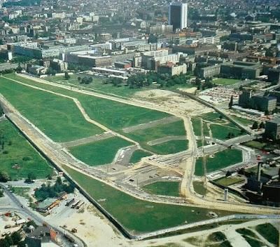 Potsdamer Platz en 1980