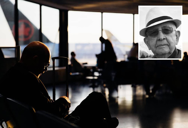 aeroporto espera cansaço viagem ambiente de leitura carlos romero