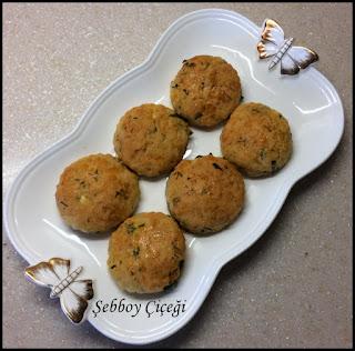 maydanozlu dereotlu kurabiye