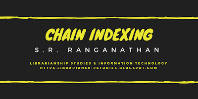 Chain Indexing