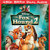 The Fox And The Hound 2 (2006) BRRip 480p Dual Audio Hindi + English 300 Mb