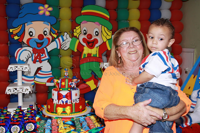 fotos festa aniversario infantil