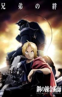 Download Fullmetal Alchemist Brotherhood BD Subtitle Indonesia Batch Episode 1 – 64