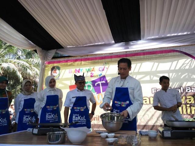 Chef Juna dan Pecel Pitik.