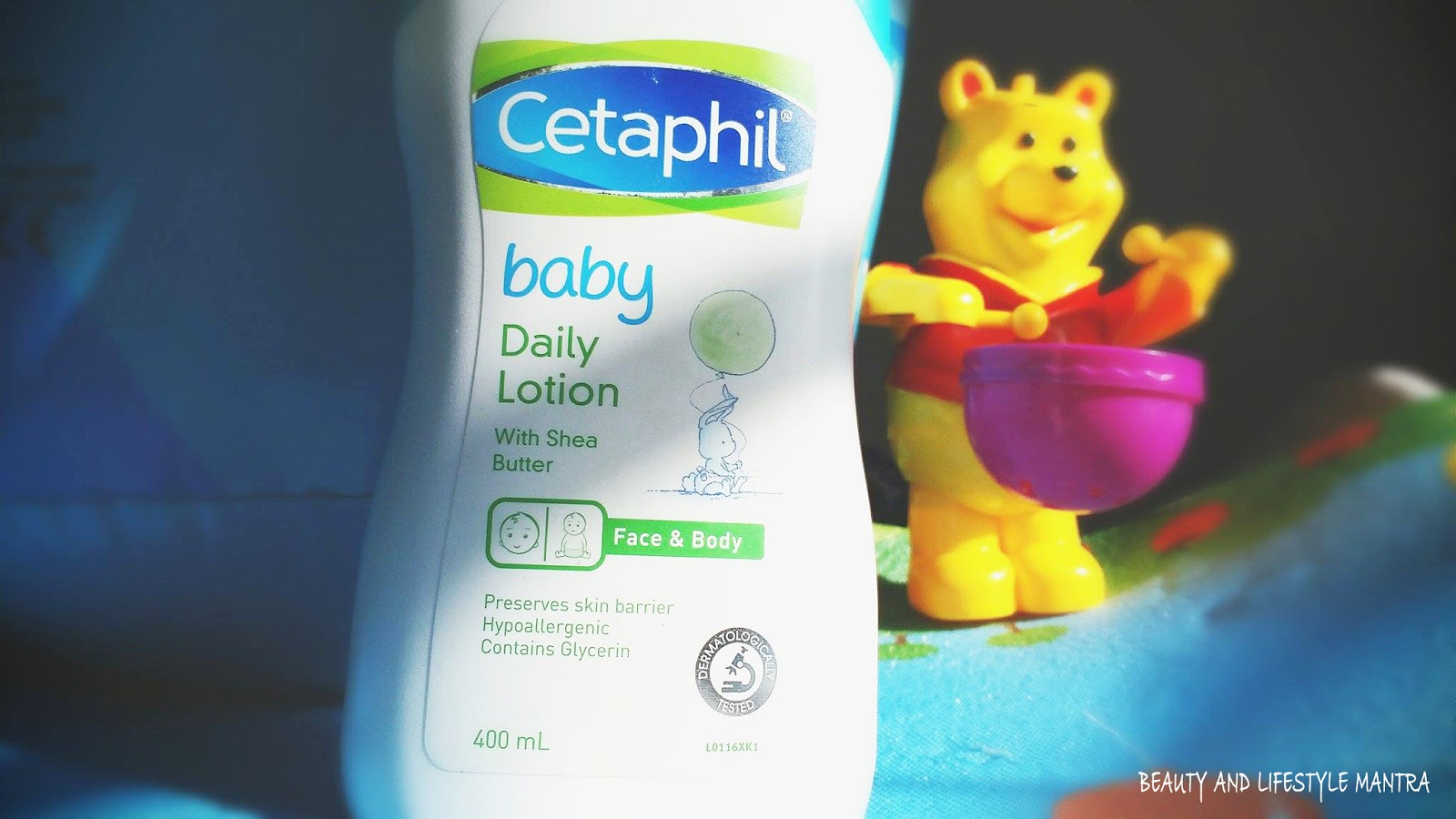 Review Cetaphil Baby Daily Lotion With Shea Butter