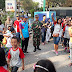Gerak Jalan Warga Jebres Meriahkan Peringatan Hari Sumpah Pemuda Tahun 2018