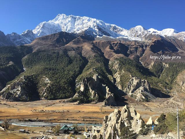 Непал, Гималаи, трек Вокруг Аннапурны
