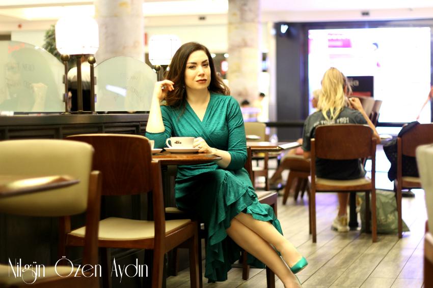 elbiseler-Fırfırlı Elbise Dikimi-dikiş blolgu-dikiş blogları-sewing blog-Fırfırlı Anvelop Elbise Dikimi