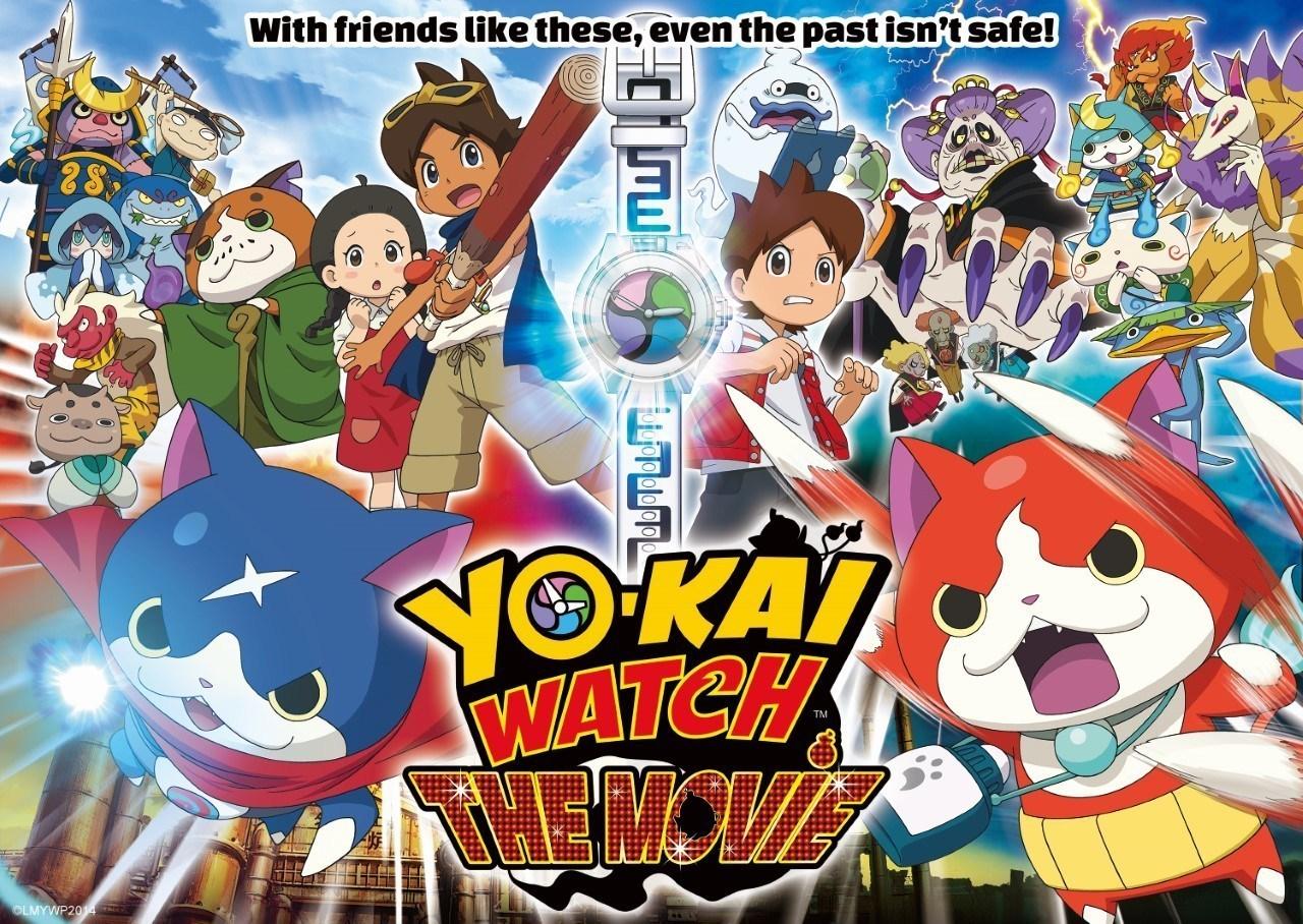 yo kai watch the movie 3