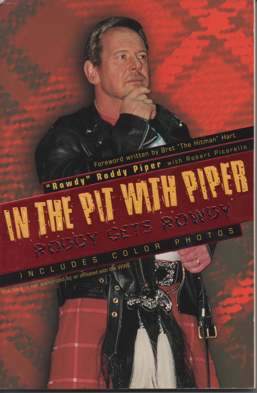 roddy piper booklet review