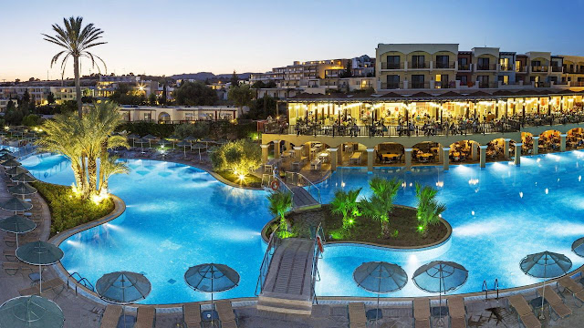 Lindos Imperial All Inclusive Rhodes