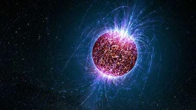 Magnetares, los objetos mas aterradores del universo