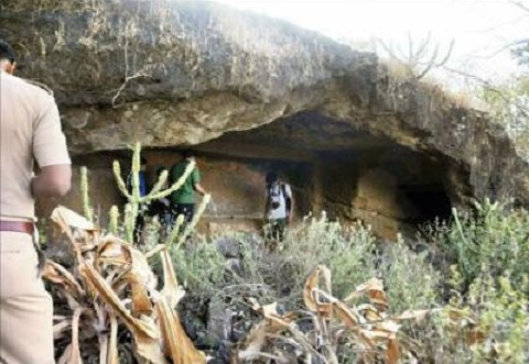 Seven ancient Buddhist caves found in Mumbai