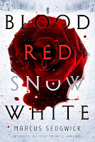 Blood Red Snow White cover