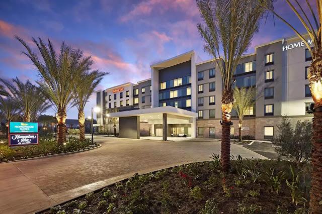 Hotel Hampton Inn Long Beach Airport em Long Beach