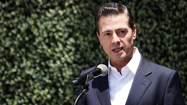 """Peña Nieto: """"El PRI debe cambiar de nombre"""" pues tiene un desgaste como marca"""