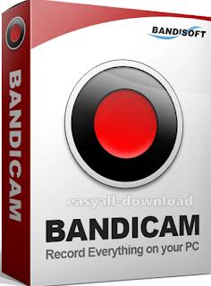 Bandicam 3.3.1.1191 Final [Full Keygen] โปรแกรมอัดวีดีโอ ขณะเล่นเกมส์