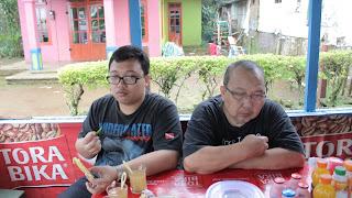 Makan Bersama Papa