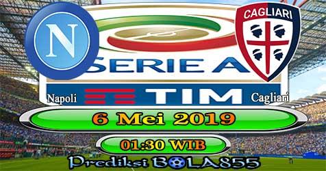 Prediksi Bola855 Napoli vs Cagliari 6 Mei 2019