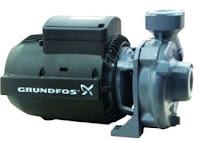Daftar harga dan spesifikasi  pompa air merk GrundFos NS basic 4 23