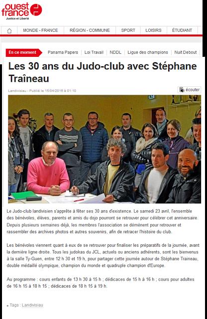 http://www.ouest-france.fr/bretagne/landivisiau-29400/les-30-ans-du-judo-club-avec-stephane-traineau-4167597