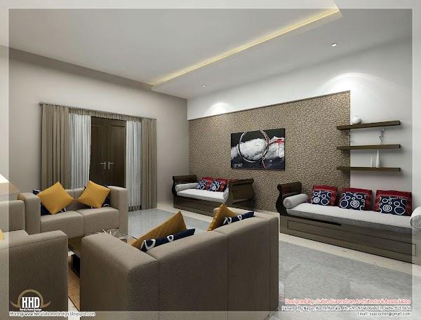 28 Lovely Living Interior Design Photos