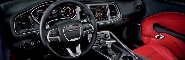 2017 Dodge Barracuda Interior