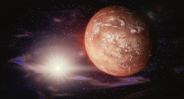 Ilmuwan Rusia Ciptakan Alat Pembuat Atmosfer Planet Mars
