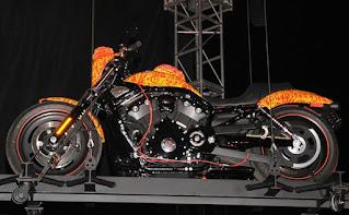 Harley- Davidson Cosmic Starship