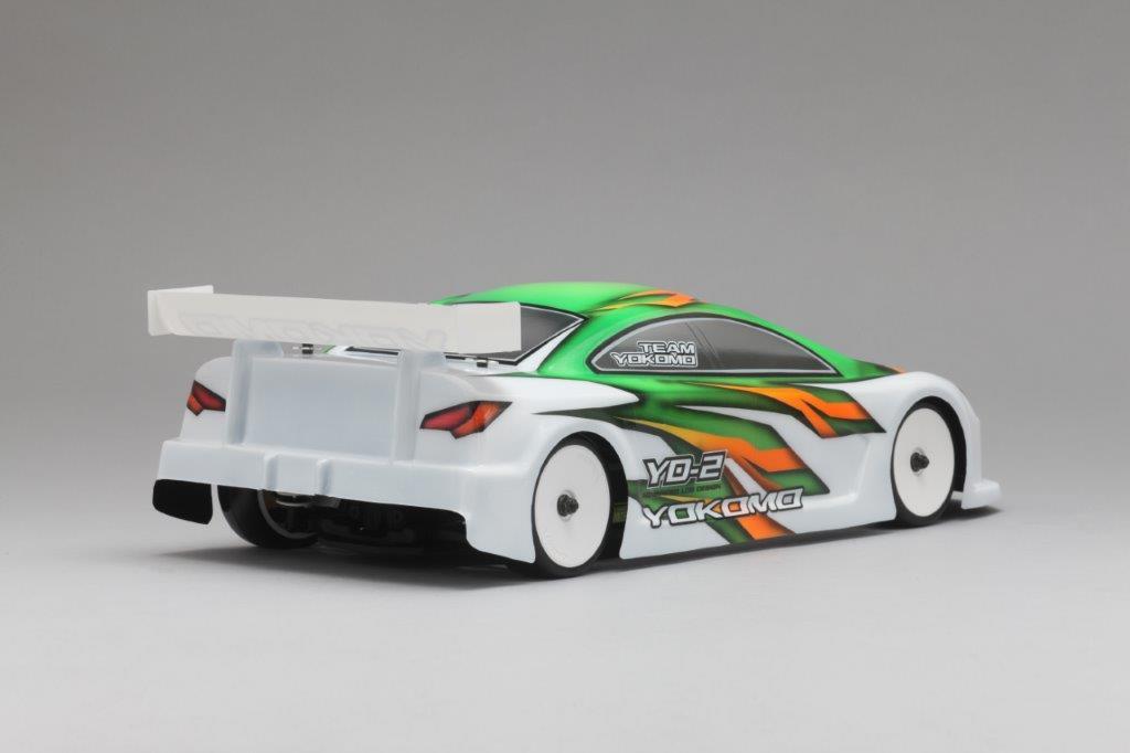 Team Yokomo Malaysia Blog: YOKOMO 2WD Touring Car Kit announced!