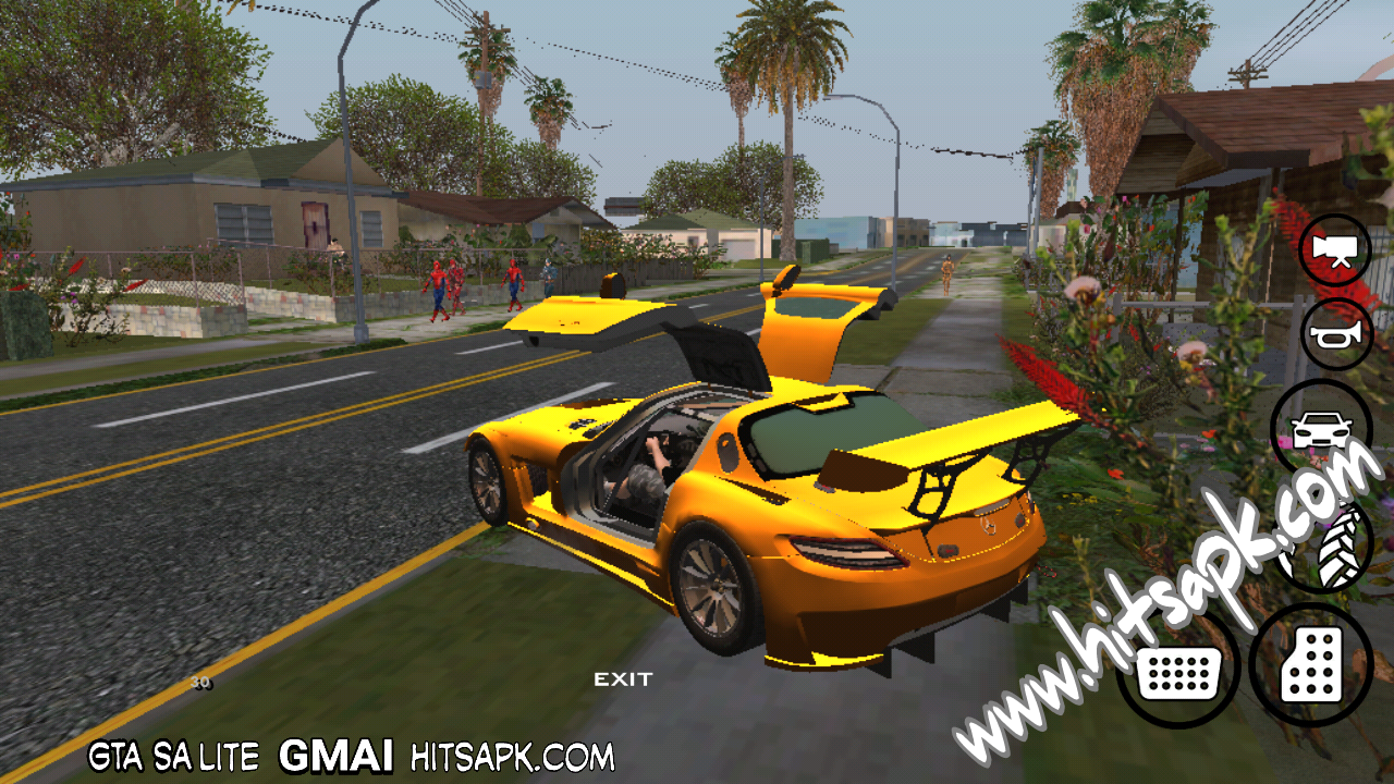 Download GTA SA Lite GMAI APK Nougat